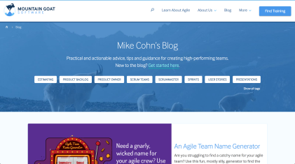Mike-Cohns-blog