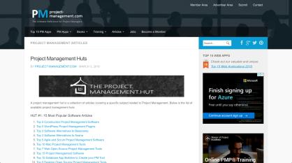 Project-management-hut